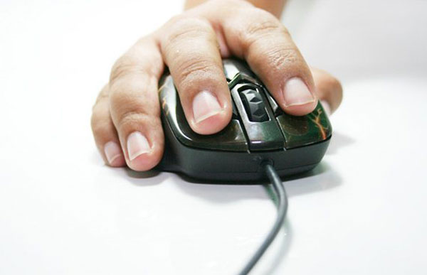 hand-mouse